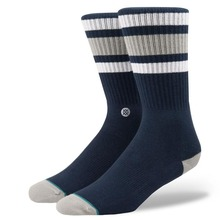 View the Stance Boyd 3 Socks - Navy from the Socks clothing range online today from Boarderline