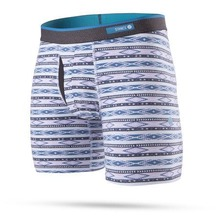 View the Stance Bracelets Boxer Short - Blue from the Underwear clothing range online today from Boarderline
