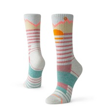 View the STANCE DAWN PATROL HIKE SOCKS - HEATHER GREY from the Socks clothing range online today from Boarderline