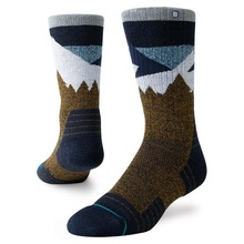 View the STANCE DIVIDE HIKE SOCKS - BROWN from the Socks clothing range online today from Boarderline