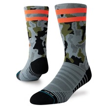View the STANCE ENDO CREW BIKE SOCKS - GREY from the Socks clothing range online today from Boarderline