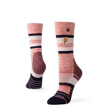 View the STANCE FREEMONT PASS HIKE SOCKS - PEACH from the Socks clothing range online today from Boarderline