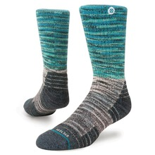 View the STANCE GLACIER HIKE SOCKS - TEAL from the Socks clothing range online today from Boarderline