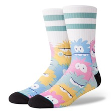 View the Stance Kevin Lyons Monster Socks - Mint from the Socks clothing range online today from Boarderline