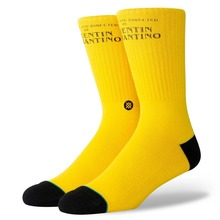 View the STANCE KILL BILL CREW SOCKS - YELLOW from the Socks clothing range online today from Boarderline