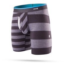 View the Stance Mariner 17 Boxer Shorts - Grey from the Underwear clothing range online today from Boarderline