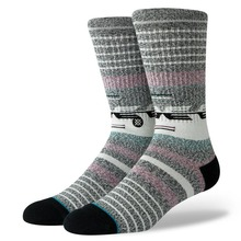 View the STANCE NAMBUNG SOCKS - BLACK from the Socks clothing range online today from Boarderline