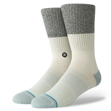 View the STANCE NEAPOLITAN CREW SOCKS - BLACK from the Socks clothing range online today from Boarderline