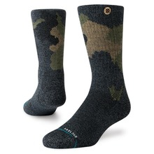 View the STANCE PENNELL HIKE SOCKS - BLACK from the Socks clothing range online today from Boarderline