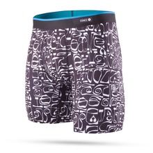 View the Stance Phil Frost Boxer Shorts - Black from the Underwear clothing range online today from Boarderline