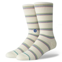 View the STANCE SAGUARO SOCKS - NATURAL from the Socks clothing range online today from Boarderline