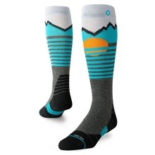 View the Stance Snow Dawn Patrol Socks - Blue from the Mens Socks clothing range online today from Boarderline