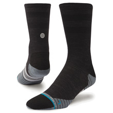 View the STANCE SOLID WOOL CREW BIKE SOCKS - CHARCOAL from the Socks clothing range online today from Boarderline