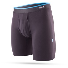 View the Stance Standard Boxer Shorts - Black from the Underwear clothing range online today from Boarderline