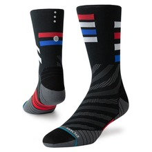 View the STANCE TRAVEL CREW BIKE SOCKS - BLACK from the Socks clothing range online today from Boarderline