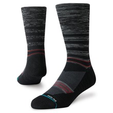 View the STANCE UNCOMMON BERM CREW BIKE SOCKS - BLACK from the Socks clothing range online today from Boarderline