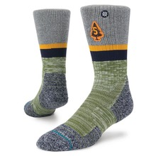 View the STANCE WILLAMETTE HIKE SOCKS - NAVY from the Socks clothing range online today from Boarderline