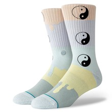 View the STANCE YIN TO MY YANG SOCKS - MULTI from the Socks clothing range online today from Boarderline