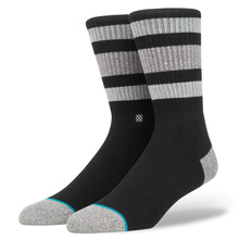 View the STANCE BOYD 3 SOCK - BLACK from the Socks clothing range online today from Boarderline