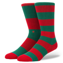 View the Stance Cadet 2 Socks - Red from the Socks clothing range online today from Boarderline