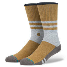 View the Stance Carew Socks - Amber from the Socks clothing range online today from Boarderline