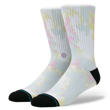 View the Stance Dazed Socks - Pink from the Socks clothing range online today from Boarderline