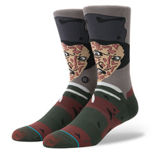 View the Stance Freddy Krueger Socks - Black from the Socks clothing range online today from Boarderline
