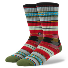 View the Stance Guadalupe Socks - Black from the Socks clothing range online today from Boarderline
