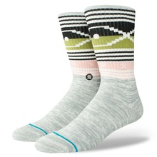 View the Stance Harries Socks - Grey from the Socks clothing range online today from Boarderline