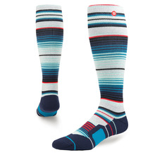 View the Stance Inyo Snowboard Socks - Grey Heather from the Mens Socks clothing range online today from Boarderline