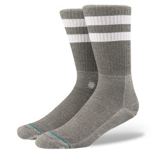 View the Stance Joven Socks - Grey from the Socks clothing range online today from Boarderline