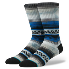 View the Stance Mexi Socks - Navy from the Socks clothing range online today from Boarderline