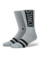 View the Stance OG Socks - Grey from the Socks clothing range online today from Boarderline