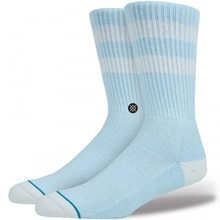 View the Stance Salty Socks - Blue from the Socks clothing range online today from Boarderline