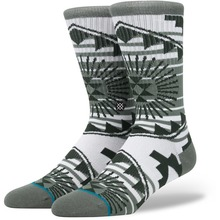 View the STANCE SUNDROP 2 SOCK - GREEN from the Socks clothing range online today from Boarderline