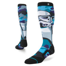 View the Stance X Star Wars Snowboard Socks - Storm Trooper from the Mens Socks clothing range online today from Boarderline