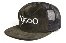 The Hundreds 80 'Til Snapback Cap - Black