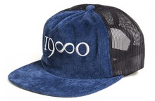 The Hundreds 80 'Til Snapback Cap - Navy