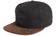 The Hundreds Can Snapback Cap - Black