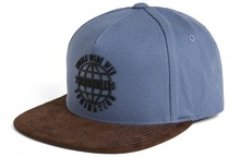 The Hundreds Can Snapback Cap - Blue