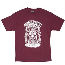 The Hundreds Stonelord T-Shirt - Burgundy