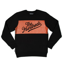 The Hundreds Uptown Crew - Black