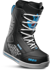 View the Thirty Two 86 Santa Cruz Boot - Black/Blue/White from the Mens Snowboard Boots clothing range online today from Boarderline