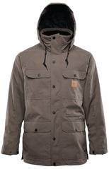 View the Thirty Two Ashland Jacket - Ash from the Mens Snowboard Jackets clothing range online today from Boarderline