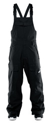 View the Thirty Two Basement Bib Pant - Black from the Mens Snowboard Pants clothing range online today from Boarderline