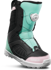 View the Thirty Two Boa Kids - Black/Pink/Green from the Kids Snowboard Boots clothing range online today from Boarderline