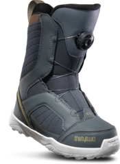 View the Thirty Two Boa Kids - Grey/Brown from the Kids Snowboard Boots clothing range online today from Boarderline
