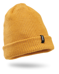 Thirty Two Crook Watch Beanie - Gold