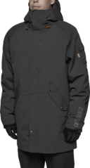 View the Thirty Two Deep Creek Jacket - Black from the Mens Snowboard Jackets clothing range online today from Boarderline