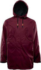 View the Thirty Two Deep Creek Jacket - Burgundy from the Mens Snowboard Jackets clothing range online today from Boarderline
